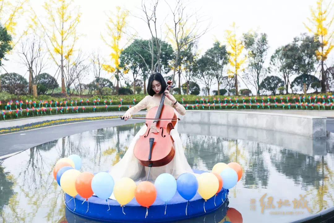 全城共鉴 | 漯河绿地城营销中心开放仪式圆满落幕!