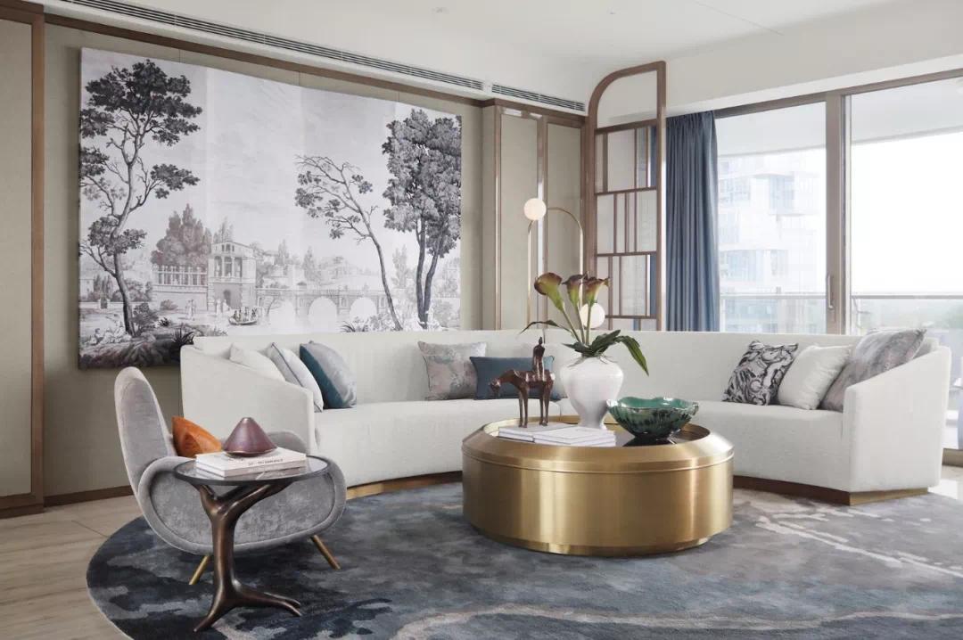 打造高级感的家,低调而奢华,你需要黄铜元素! 高级感 黄铜元素 第20张