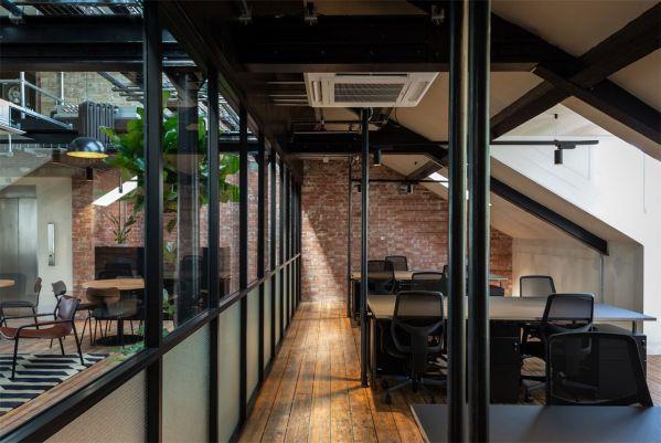 关于办公室设计风格改善带来的影响