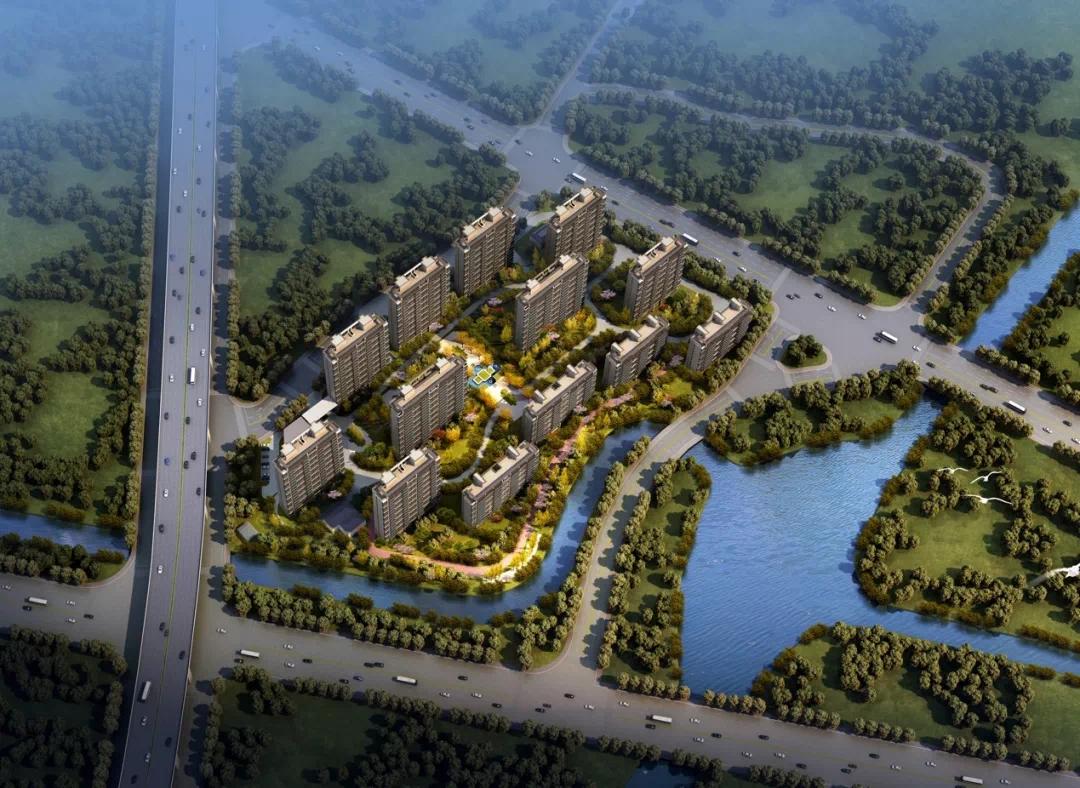 苏悦湾 | 得天独厚的优势,让苏悦湾成为当今一城人居所向