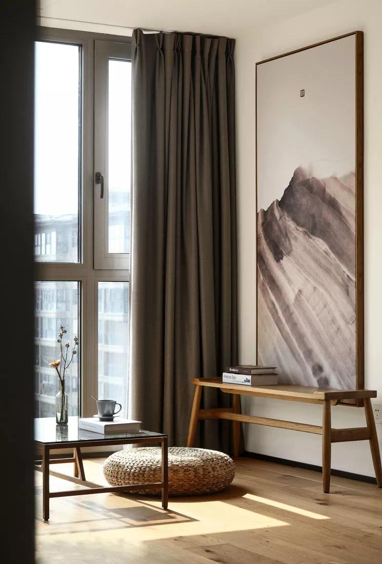 自然、舒适、简约、实用,把住宅做到了极致的日式风格 日式 软装 第9张