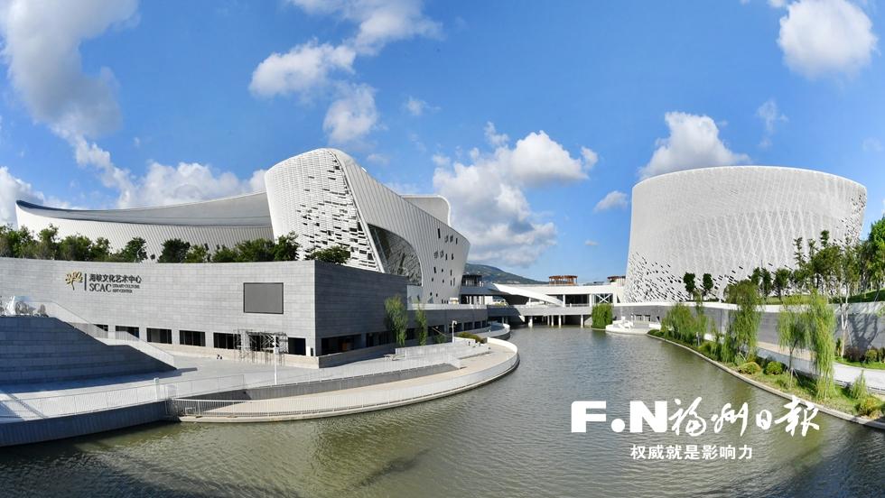 海峡文化艺术中心打造福州人的艺术殿堂