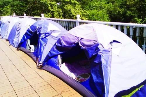 下月起, 游客黄山帐篷宿营实行实名预约