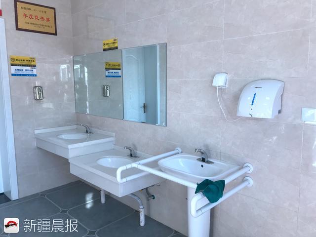 烏魯木齊市水區26座升級改造公廁基本完工 預計下周陸續免費開