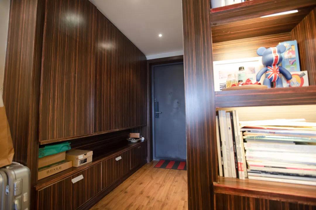 设计师的家如此装修:抛掉华而不实,追求最符合核心的需求 设计师 装修 第4张
