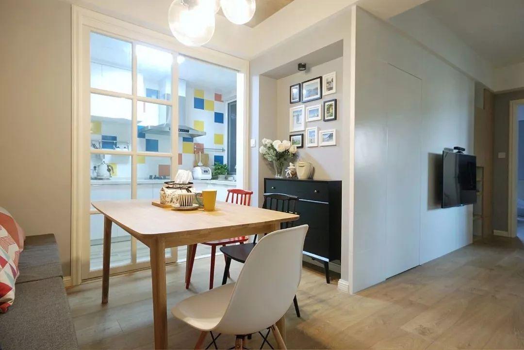 现代北欧丨90平米现代北欧风格,是不是属于你的家? 装修小常识-辽宁林凤装饰装修工程有限公司抚顺分公司