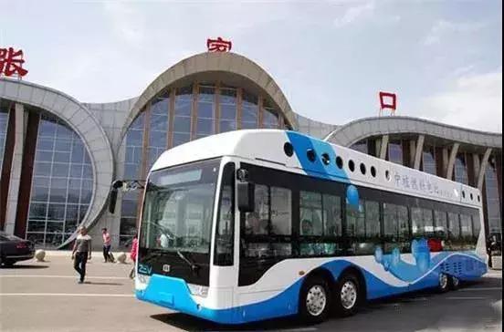 74辆氢能汽车投向公交领域,张家口全国第一!