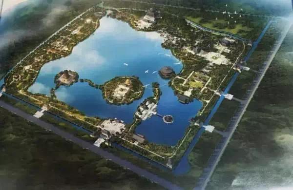 碧桂园泉都汇:玩在齐河―黄河边的文旅天堂