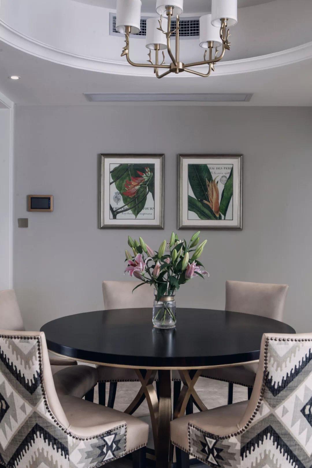 190平大空间户型重改,打造低调完美的舒适生活 装修 第8张