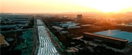 """新一年攻坚会战,济宁主城区重点项目建设""""向前赶"""""""