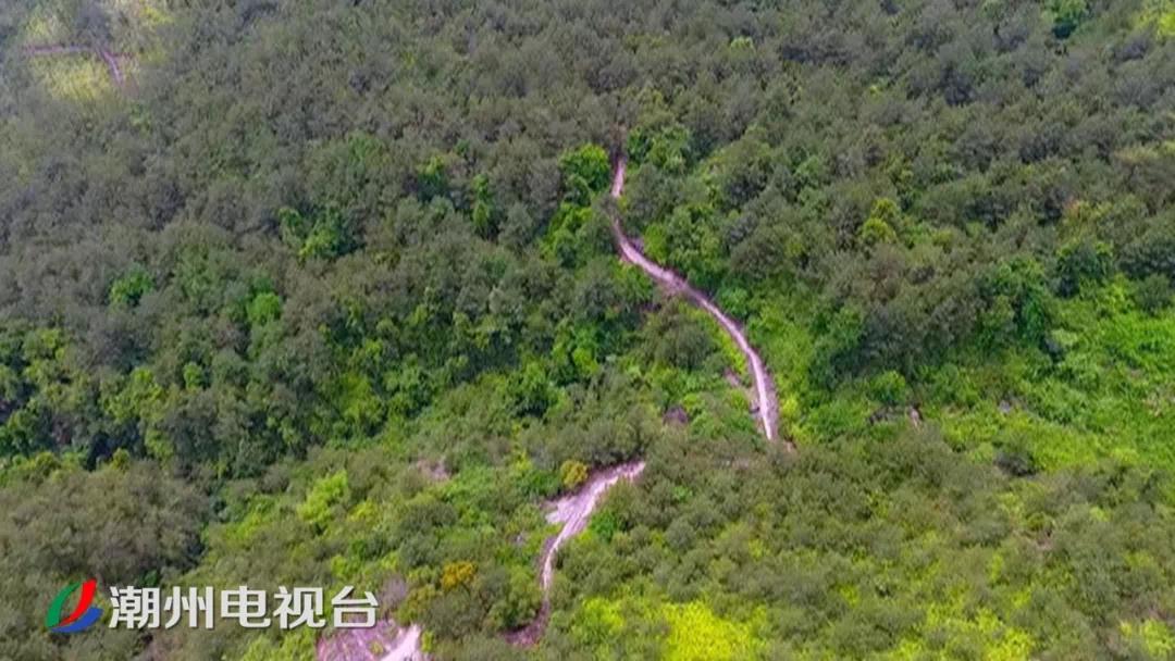 潮州古驿道上饶精华段国庆节对外开放