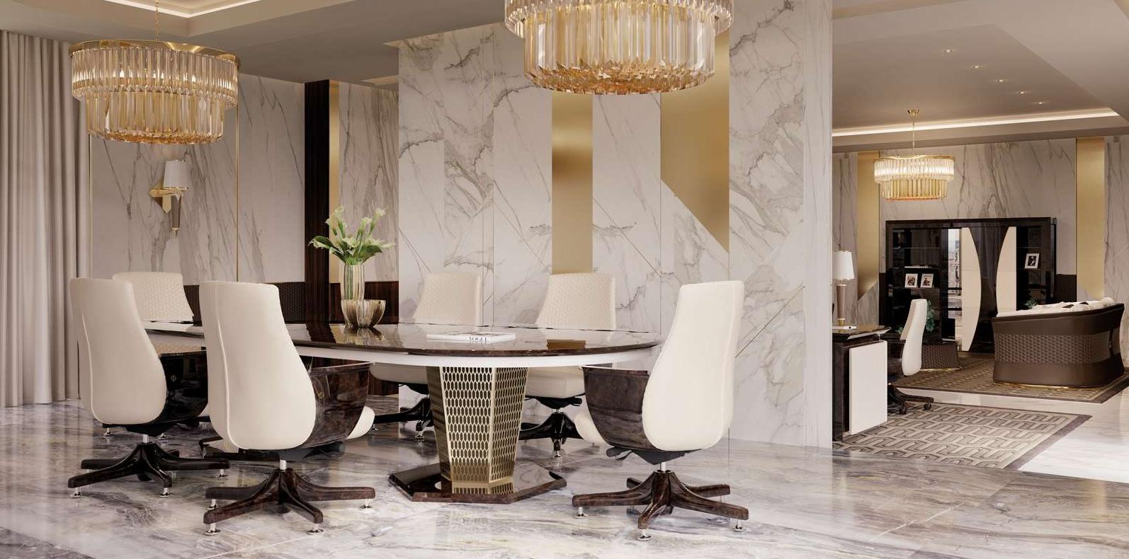 Turri为你量身打造奢华细腻的古典家具