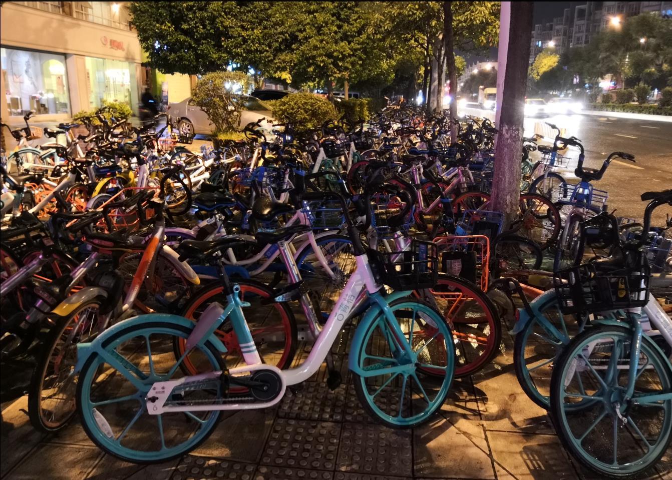 OFO连续2个月考核垫底 昆明市场将封存1万辆共享单车