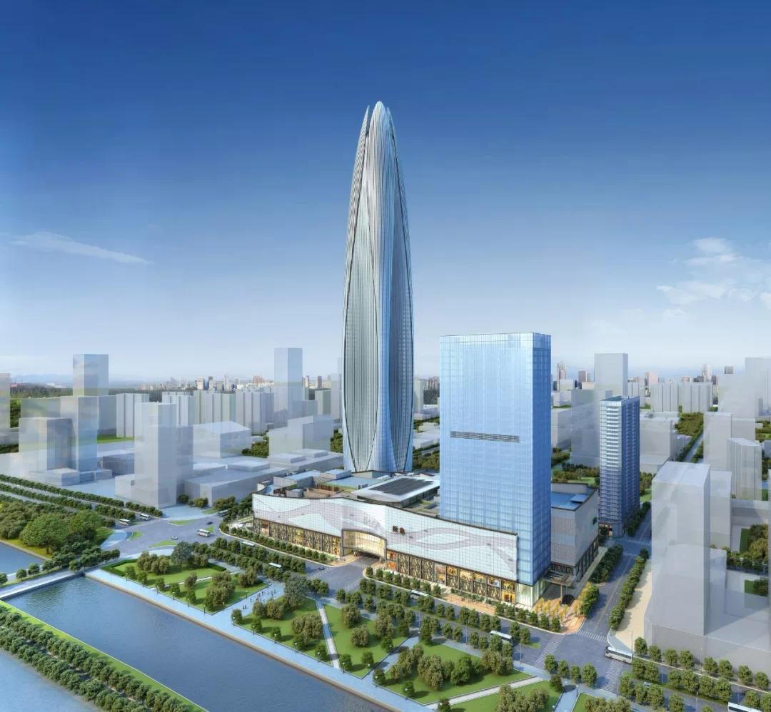 厉害了我的东部新城!阪急明年初开业,浙江第一高楼动工,超五星