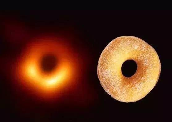 黑洞照片被玩坏了……
