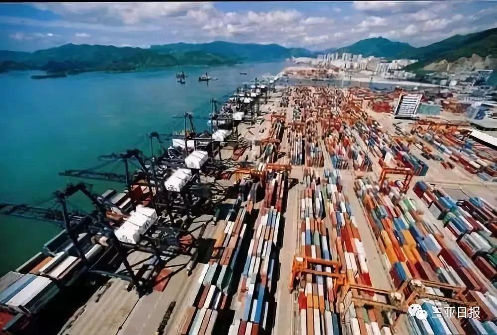 重磅!深圳港将试点自贸港 还将探索建设深港组合港