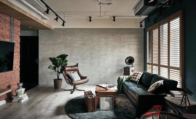 芜湖装修风格:不同feel的客厅装修,你爱哪一款?
