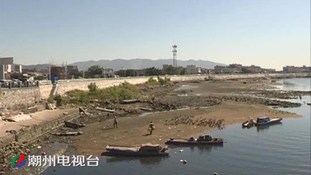 饶平县海堤加固达标工程今年底完工