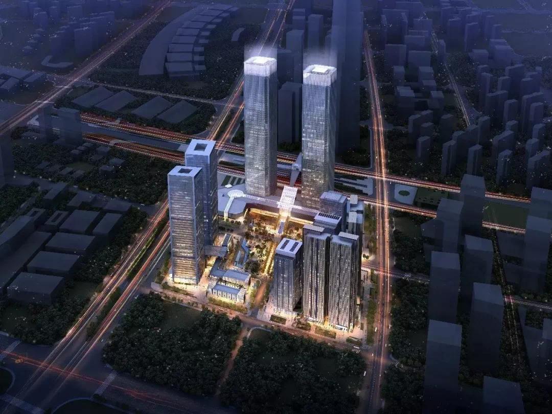 """升龙汇金中心:站据河西CBD中心,开启""""财富磁铁""""模式!"""