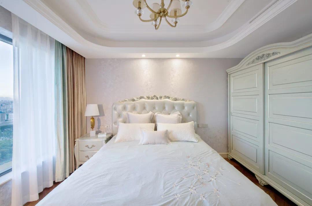 180m²中欧混搭的房子,古典、高贵、优雅,最终回归平静 混搭 第31张