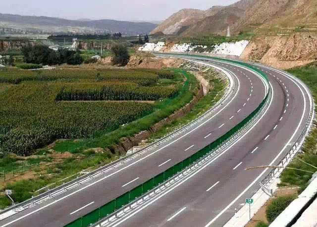 看!宁夏这五条重要交通干线竣工后是这样一番新美景!