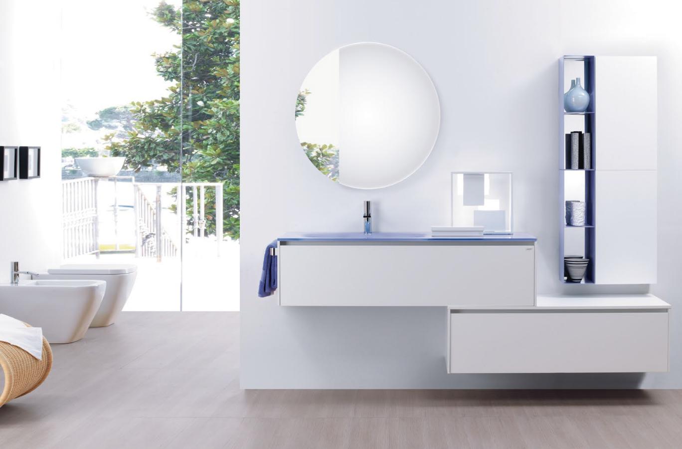 Mobilcrab优雅简约的卫浴风格征服你的心