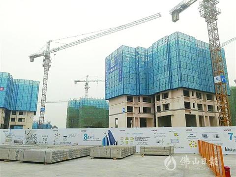 2020年末佛山裝配式新建建筑擬占比兩成以上