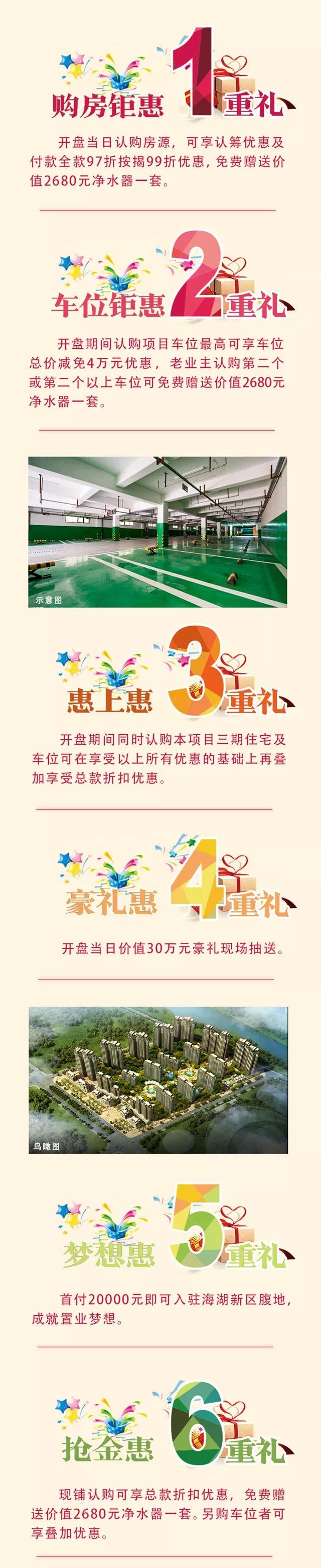 盛达国际新城6月24日盛大开盘 6重豪礼惠动全城