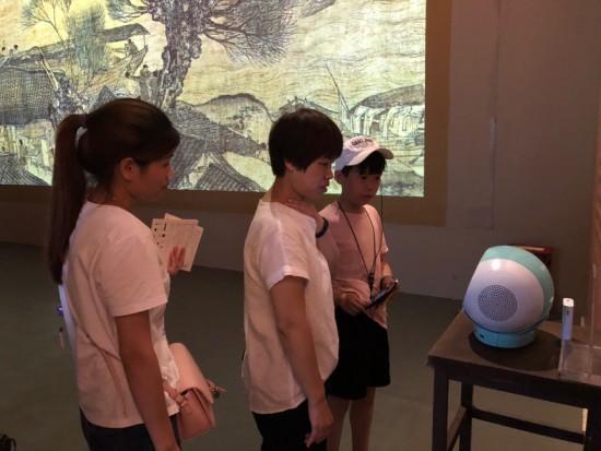 《清明上河图3.0》超清8K视界 富士康夏普助力中华文化传承