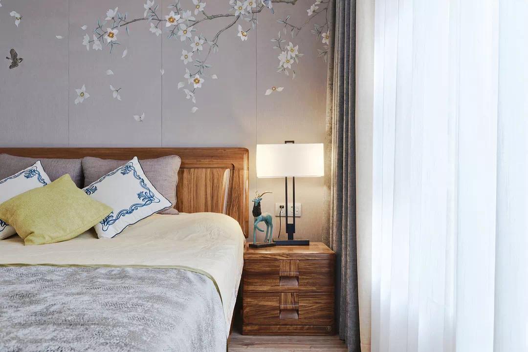 新中式家装:享受传统文化和舒适带来的美好体验 新中式 家装 第15张