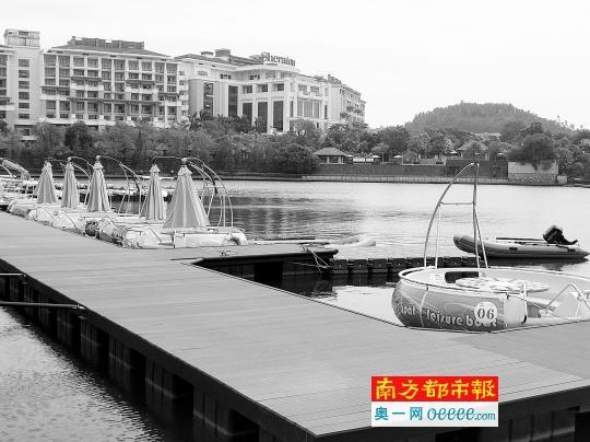 白鹭湖康体运动项目被举报 惠州环保部门已介入调查
