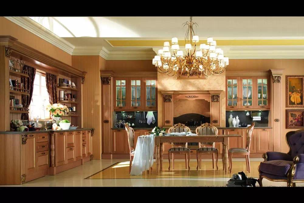 TOMASSI CUCINE厨房家具:品质赋予的优雅格调