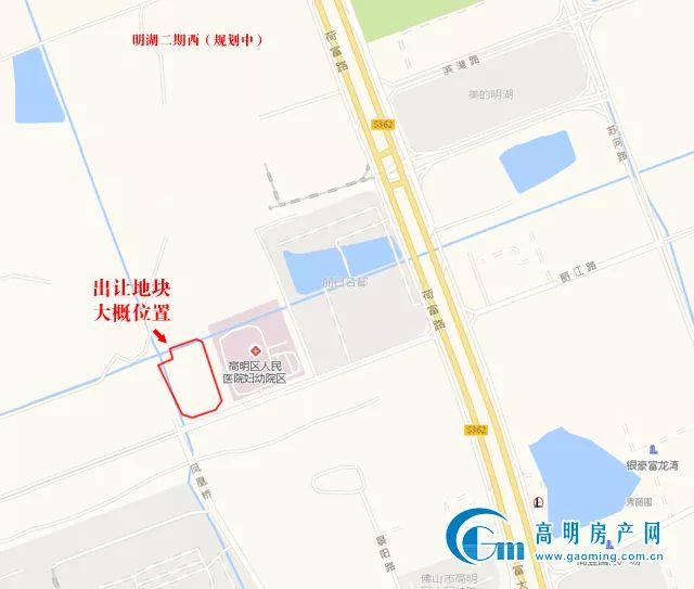 西江新城約1.9萬方商住地出讓 起拍價4094.3元/㎡
