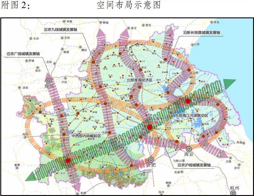 重磅!济宁被国务院列入国家级淮河生态经济带发展规划