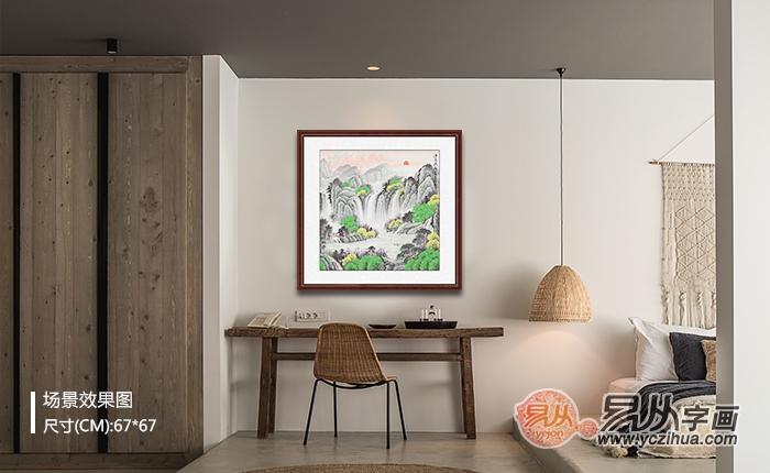 女性卧室如何选择挂画?怎么打造浪漫的卧室氛围?