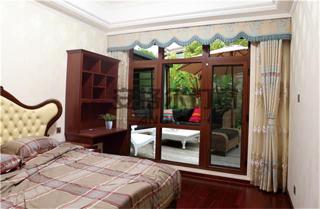 一扇好的门窗,能够给你营造舒心、健康的生活