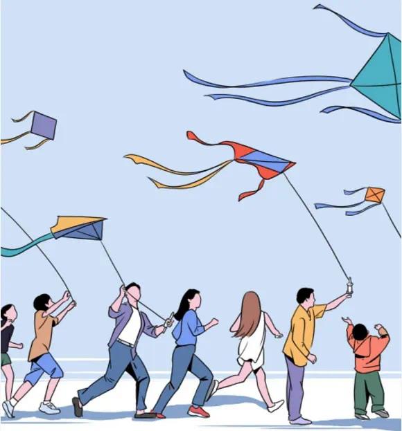 放飞夏日!弘明澜湖郡亲子彩绘风筝DIY欢乐来袭