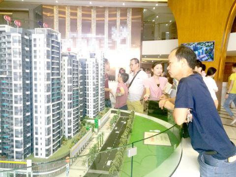 上半年揭阳市区楼市:知名房企强势布局 市场销售冷热不均