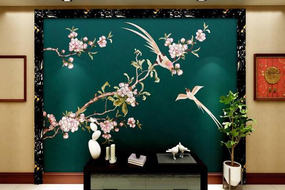 无缝墙布为什么比墙纸好?活性彩经——压倒墙纸的最后一根稻草