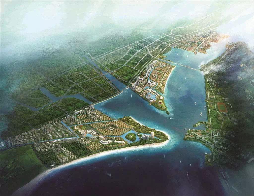 龙湖传奇:葡醍海湾八年纪