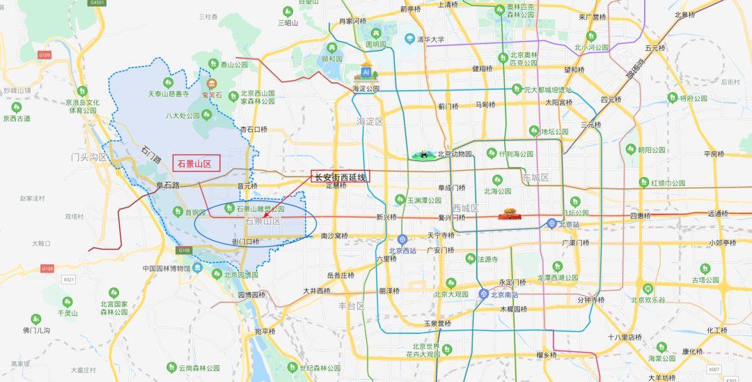 北京热门区域 +双地铁 =首付220万起!长安九里