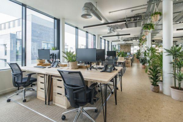 上海办公室装修材料的耐磨程度影响有哪些