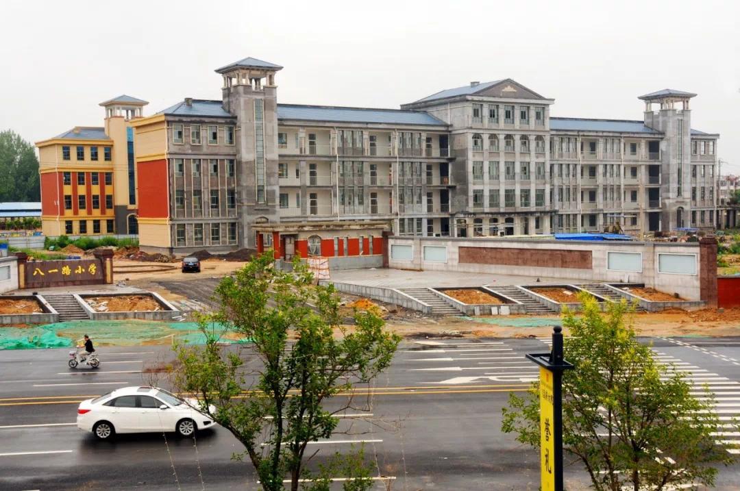 菏泽开发区将再新建5所、扩建1所学校!
