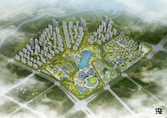 筑土项目丨让文化融入城市丨贵安保利国际文化城