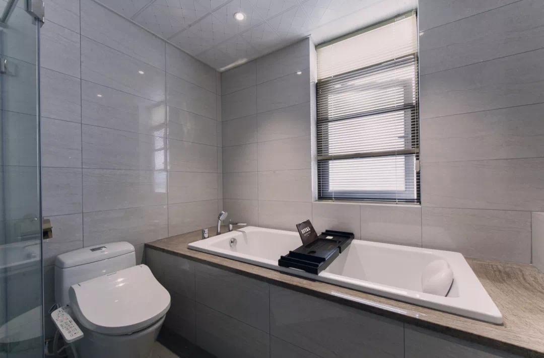 190平大空间户型重改,打造低调完美的舒适生活 装修 第15张