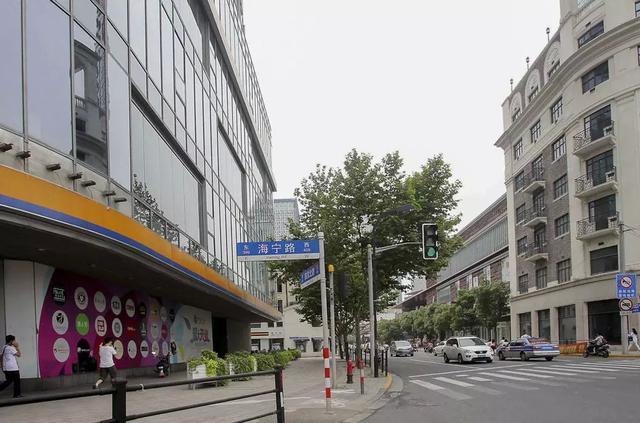 """曾經是上海最風光的商業街之一,如今是個 """"房價洼地"""""""