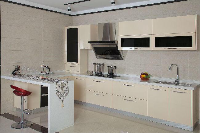 厨房不锈钢整体橱柜的设计方案