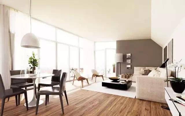 <b>深色地板,如何搭配家装?</b>