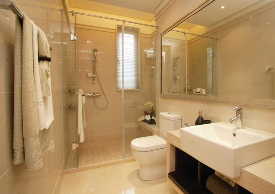 卫生间瓷砖,选什么颜色好?