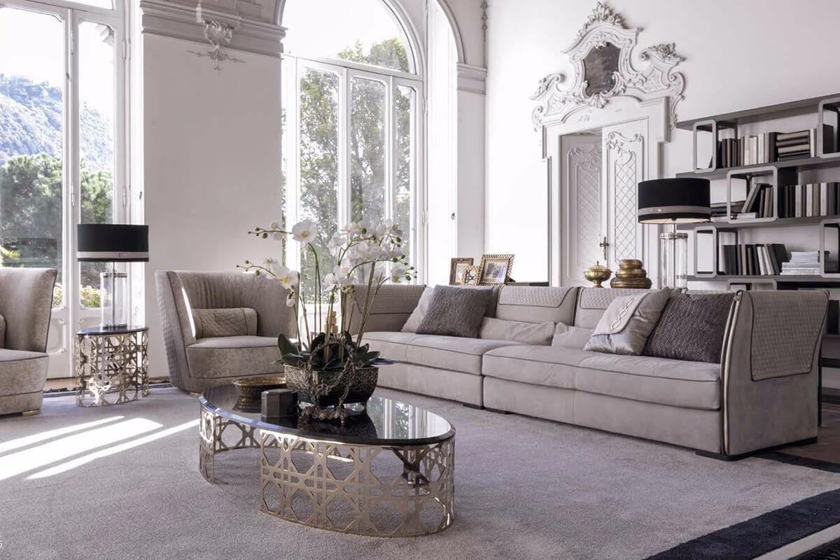 VITTORIA FRIGERIO沙發:意大利百年工藝,創意